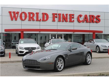 2007 Aston Martin V8 Vantage  (Stk: 17255) in Toronto - Image 1 of 26