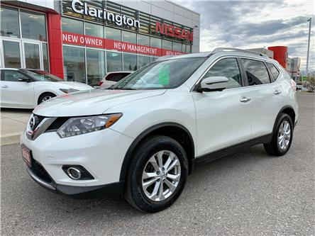 2016 Nissan Rogue SV (Stk: GC848742) in Bowmanville - Image 1 of 34