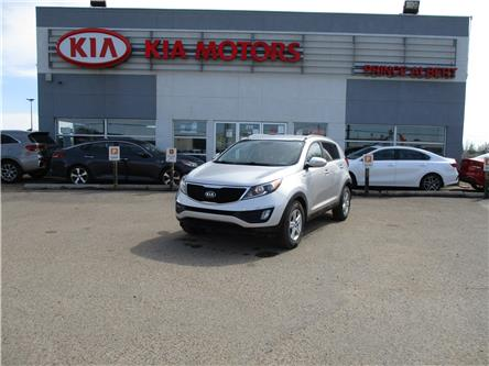 2014 Kia Sportage LX (Stk: 40049A) in Prince Albert - Image 1 of 6