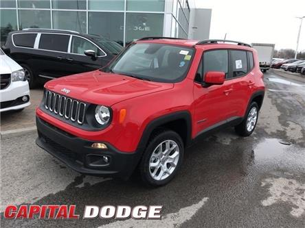 2018 Jeep Renegade North (Stk: J00846) in Kanata - Image 1 of 21