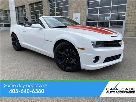 2012 Chevrolet Camaro SS (Stk: 60588) in Calgary - Image 1 of 19