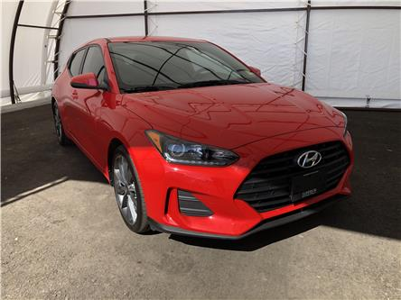 2019 Hyundai Veloster 2.0 GL (Stk: 16681AZ) in Thunder Bay - Image 1 of 16