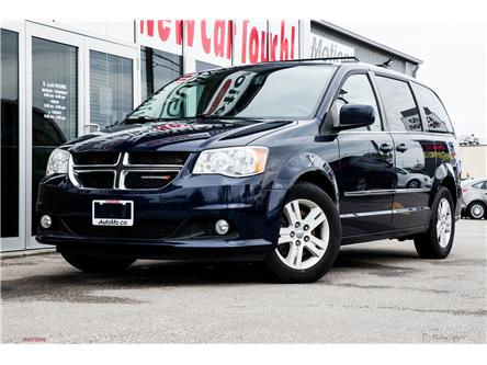 2012 Dodge Grand Caravan Crew (Stk: T20235) in Chatham - Image 1 of 24