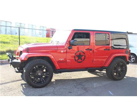 2015 Jeep Wrangler Unlimited Sahara (Stk: 594538) in Brampton - Image 1 of 23