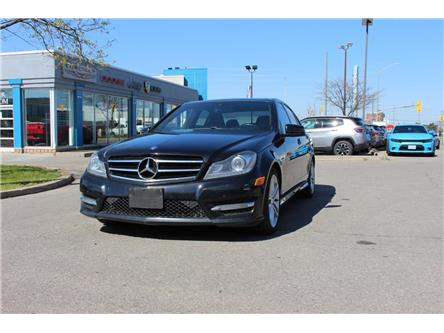 2014 Mercedes-Benz C-Class Base (Stk: 960973) in Brampton - Image 1 of 12