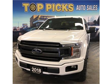 2018 Ford F-150 XLT (Stk: A37232) in NORTH BAY - Image 1 of 27