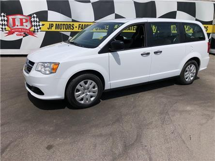 2018 Dodge Grand Caravan CVP/SXT (Stk: 49154) in Burlington - Image 1 of 24