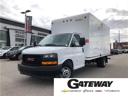 2019 GMC Savana Savana/3500/2019 GMC Savana /3500 Van 177 (Stk: W19184) in BRAMPTON - Image 1 of 17