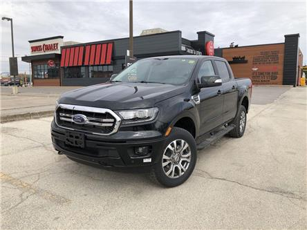 2020 Ford Ranger Lariat (Stk: RG20448) in Barrie - Image 1 of 18