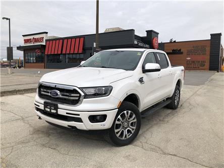 2020 Ford Ranger Lariat (Stk: RG20378) in Barrie - Image 1 of 18