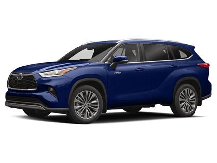 2020 Toyota Highlander Hybrid XLE (Stk: N20283) in Timmins - Image 1 of 2