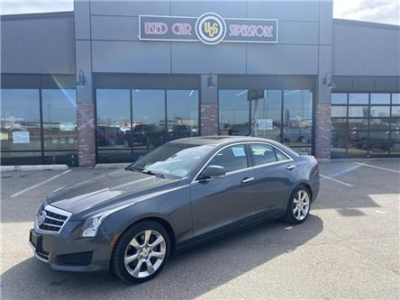 2013 Cadillac ATS 4dr Sdn 2.0L Luxury AWD (Stk: UC3806A) in Thunder Bay - Image 1 of 14