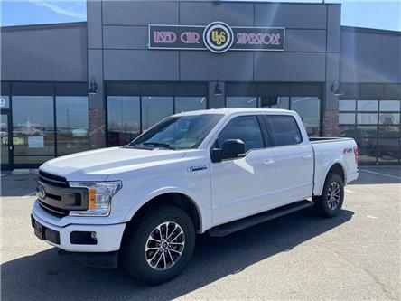 2018 Ford F-150 FX4 (Stk: 3735DO) in Thunder Bay - Image 1 of 8