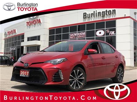 2017 Toyota Corolla SE (Stk: U11012) in Burlington - Image 1 of 20