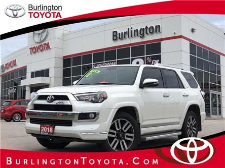 2018 Toyota 4Runner SR5 (Stk: U10891) in Burlington - Image 1 of 19