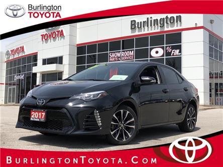 2017 Toyota Corolla SE (Stk: 198171A) in Burlington - Image 1 of 18