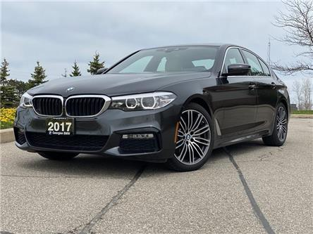 2017 BMW 540i xDrive (Stk: P1628) in Barrie - Image 1 of 18