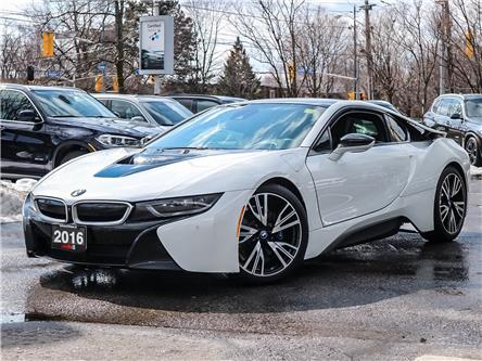 2016 BMW i8 Base (Stk: P9340) in Thornhill - Image 1 of 26
