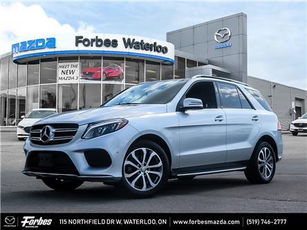 2016 Mercedes-Benz GLE-Class Base (Stk: W2346) in Waterloo - Image 1 of 27