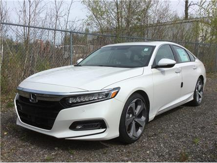 2020 Honda Accord Touring 1.5T (Stk: 20-0059) in Ottawa - Image 1 of 25