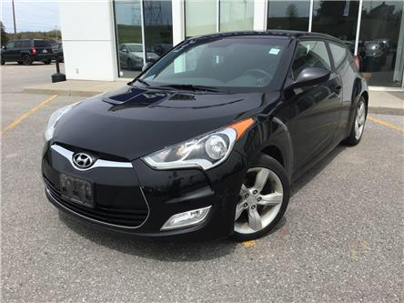 2015 Hyundai Veloster SE (Stk: H12076B) in Peterborough - Image 1 of 22