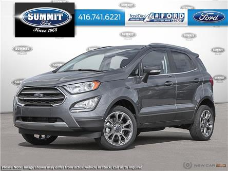 2020 Ford EcoSport Titanium (Stk: 20L7673) in Toronto - Image 1 of 23