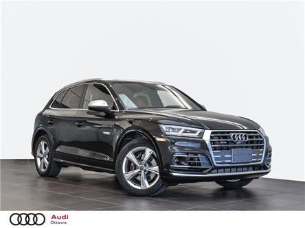 2018 Audi SQ5 3.0T Technik (Stk: 52450A) in Ottawa - Image 1 of 20