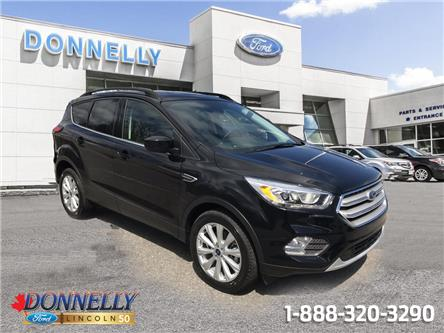2019 Ford Escape SEL (Stk: DS1874DT) in Ottawa - Image 1 of 23