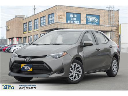 2017 Toyota Corolla LE (Stk: 850085) in Milton - Image 1 of 18