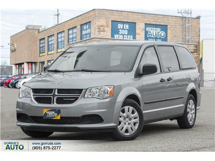 2016 Dodge Grand Caravan SE/SXT (Stk: 153124) in Milton - Image 1 of 19