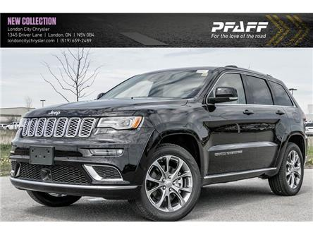 2020 Jeep Grand Cherokee Summit (Stk: LC2166Z) in London - Image 1 of 22