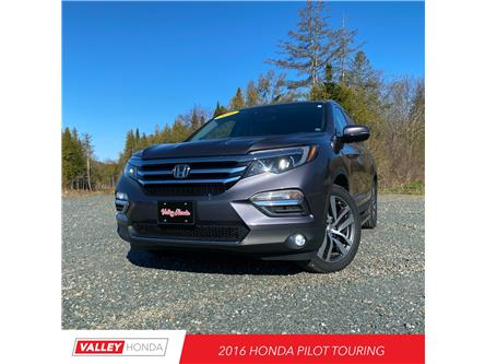 2016 Honda Pilot Touring (Stk: U4980B) in Woodstock - Image 1 of 13