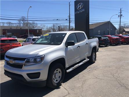 2019 Chevrolet Colorado WT (Stk: U3593A) in Charlottetown - Image 1 of 20