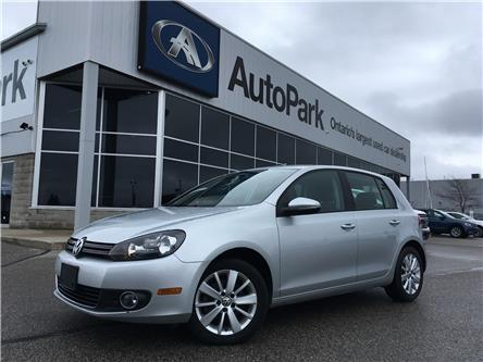 2012 Volkswagen Golf 2.0 TDI Comfortline (Stk: 12-03979MB) in Barrie - Image 1 of 22