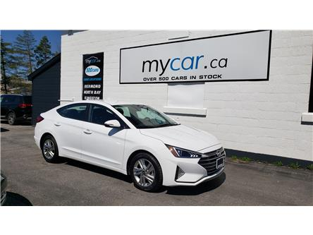 2020 Hyundai Elantra Preferred (Stk: 200400) in Kingston - Image 1 of 23