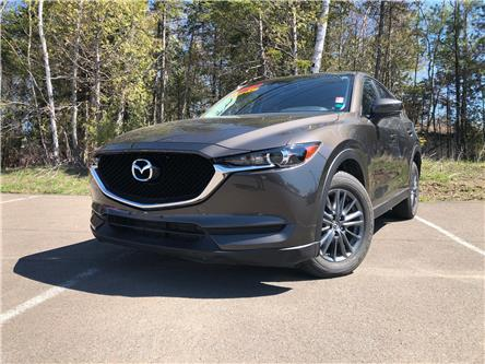 2017 Mazda CX-5 GS (Stk: 19131A) in Fredericton - Image 1 of 10