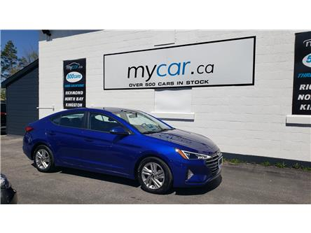 2020 Hyundai Elantra Preferred (Stk: 200402) in Kingston - Image 1 of 21