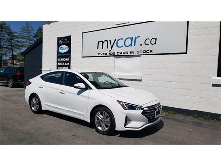 2020 Hyundai Elantra Preferred (Stk: 200403) in North Bay - Image 1 of 21