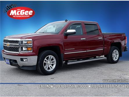2014 Chevrolet Silverado 1500 1LT (Stk: 20415A) in Peterborough - Image 1 of 19