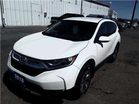 2018 Honda CR-V LX (Stk: 8741R) in Thunder Bay - Image 1 of 25