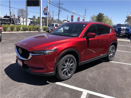 2019 Mazda CX-5 Signature (Stk: -) in Newmarket - Image 1 of 25