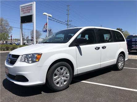 2019 Dodge Grand Caravan CVP/SXT (Stk: -) in Newmarket - Image 1 of 19