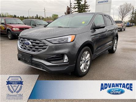 2019 Ford Edge Titanium (Stk: WR5661) in Calgary - Image 1 of 28
