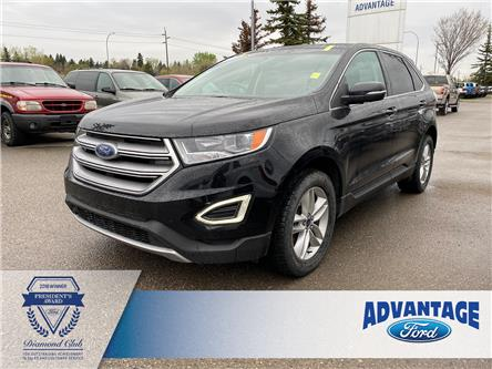 2016 Ford Edge SEL (Stk: T23334) in Calgary - Image 1 of 27