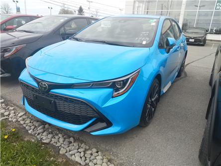 2020 Toyota Corolla Hatchback Base (Stk: CW071) in Cobourg - Image 1 of 8
