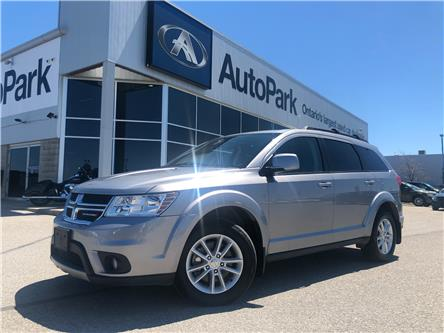 2017 Dodge Journey SXT (Stk: 17-06051MB) in Barrie - Image 1 of 28