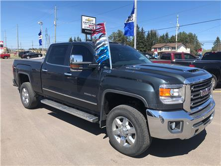 2018 GMC Sierra 2500HD SLT (Stk: 8687-20A) in Sault Ste. Marie - Image 1 of 16