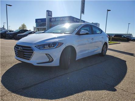 2018 Hyundai Elantra GL SE (Stk: 676076) in Milton - Image 1 of 12
