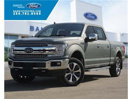 2019 Ford F-150 Lariat (Stk: T202096A) in Dawson Creek - Image 1 of 16
