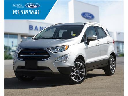 2020 Ford EcoSport Titanium (Stk: S202046) in Dawson Creek - Image 1 of 16